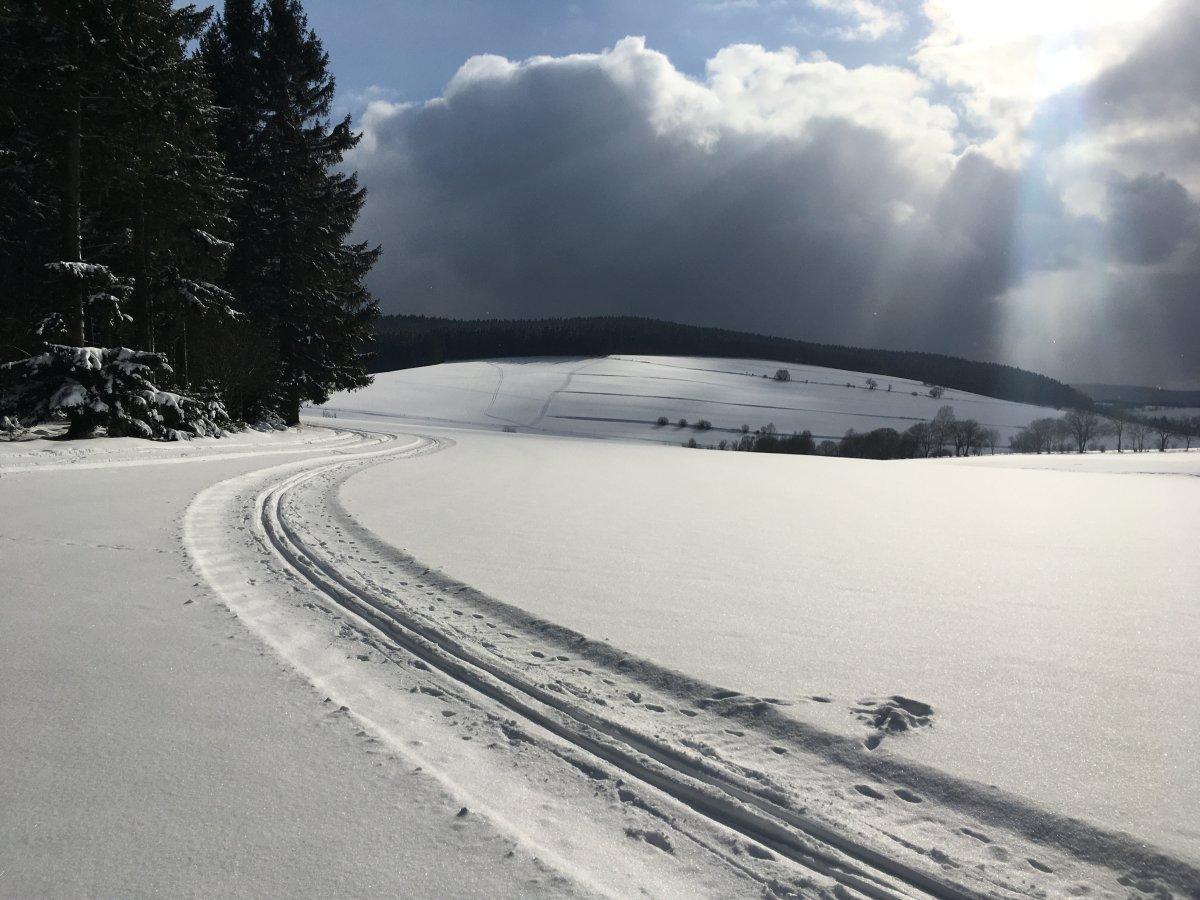 Crottendorfer Skiwanderweg