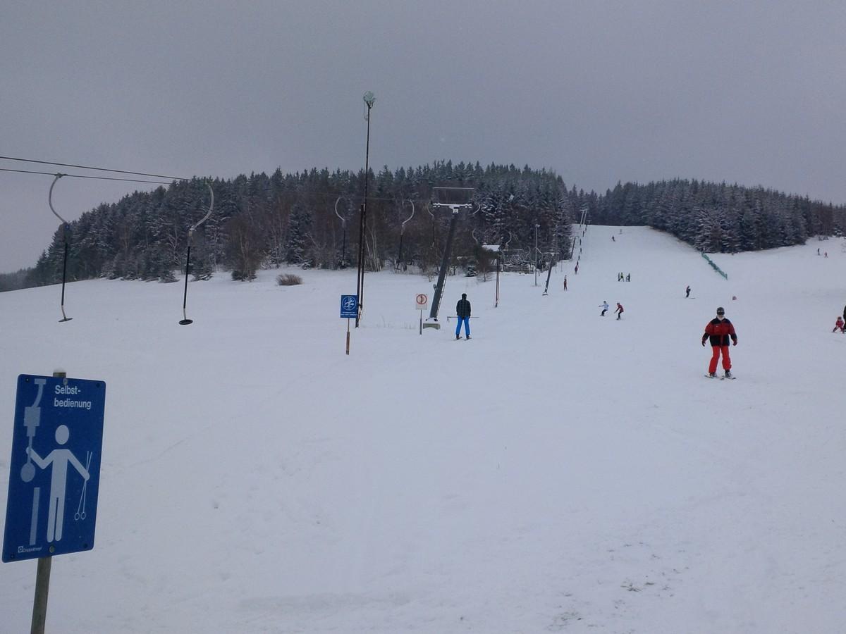 Skihang Crottendorf