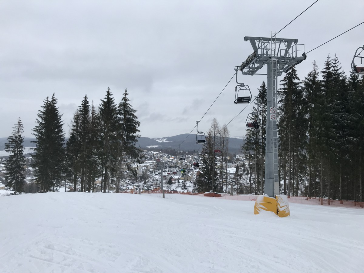Skigebiet Eibenstock