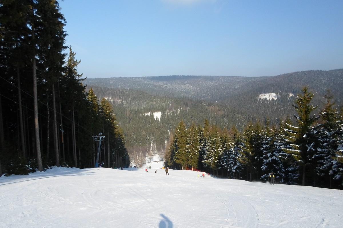 Skigebiet Erlbach - Vogtlandpiste