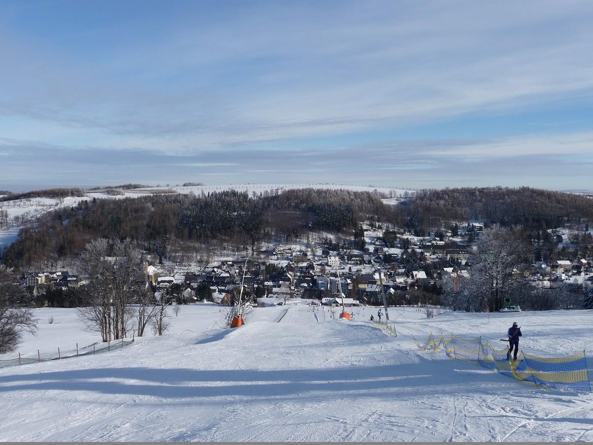 Skigebiet Geising