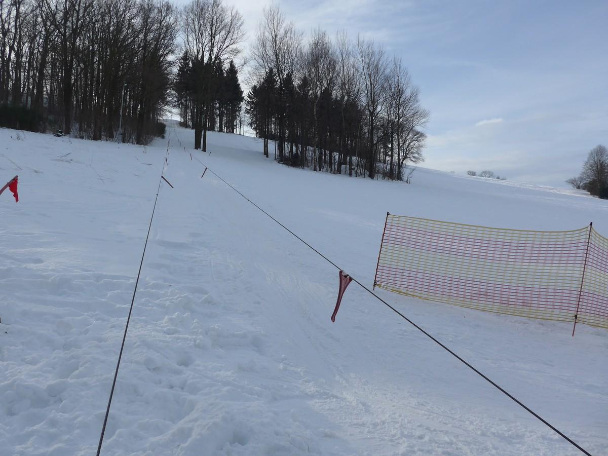 Kleiner Skilift Gelenau