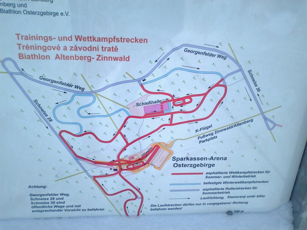 Biathlonpark Zinnwald-Georgenfeld