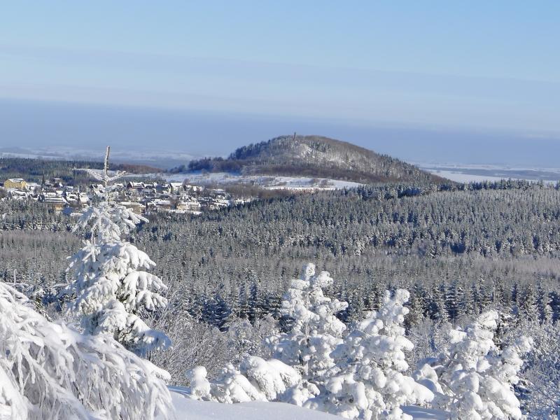 Altenberg - Ausschilderung im Ortsbereich