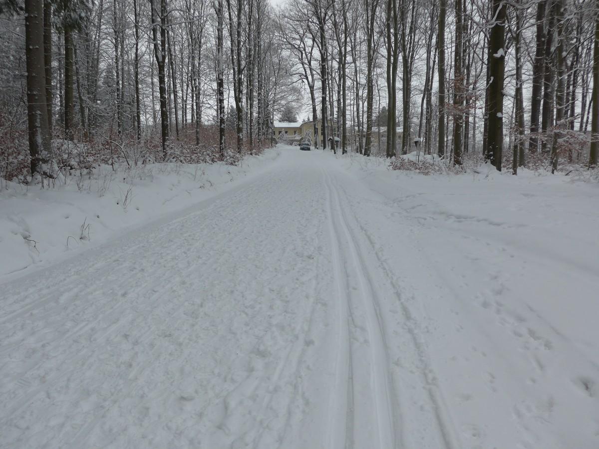 E-Weg bei Augustusburg