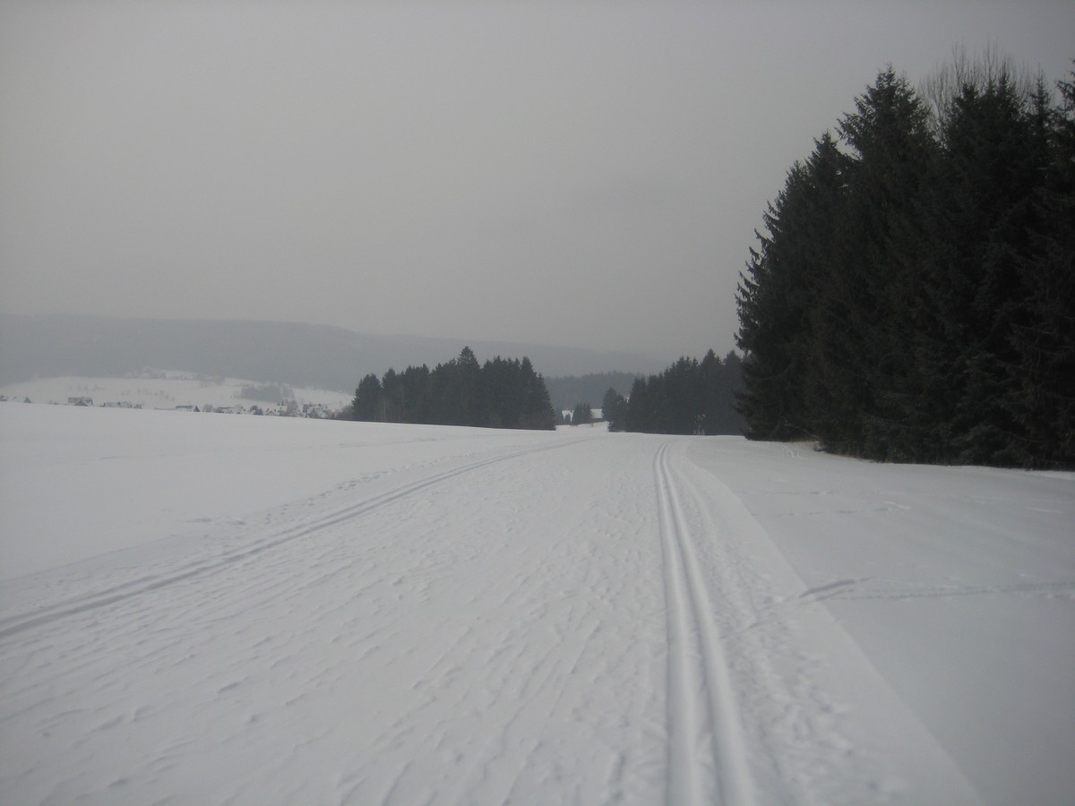 Loipe Breitenbunn St. Christoph