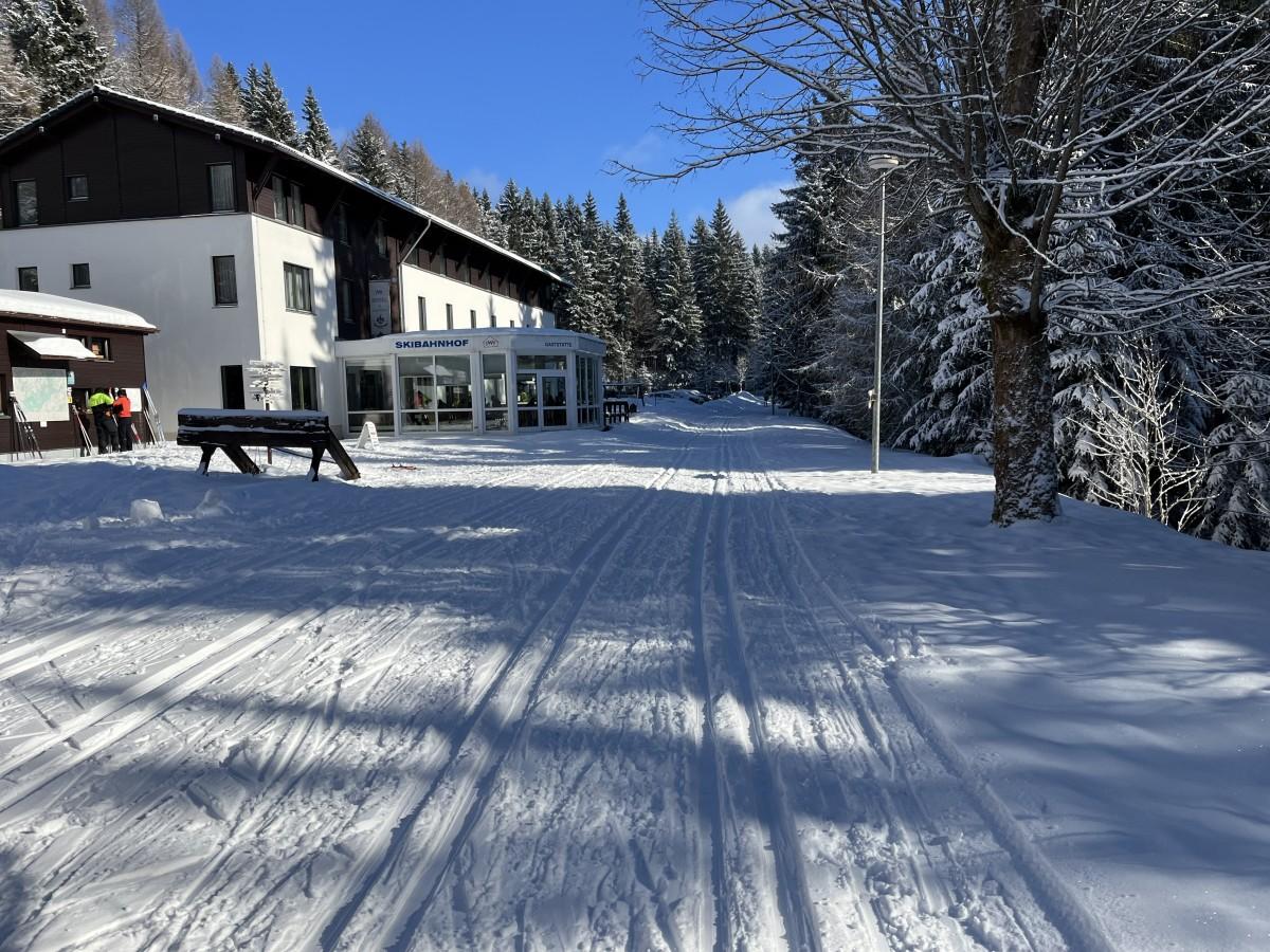 Skibahnhof Neuhermsdorf