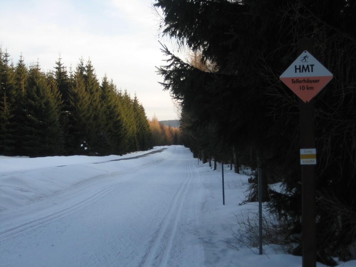 Hundsmartertrasse Markersbach (HMT)