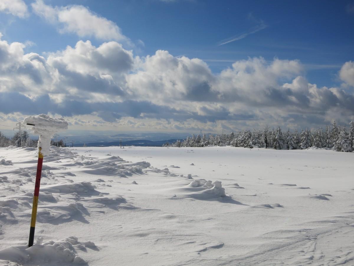 Skiwanderweg Svahová