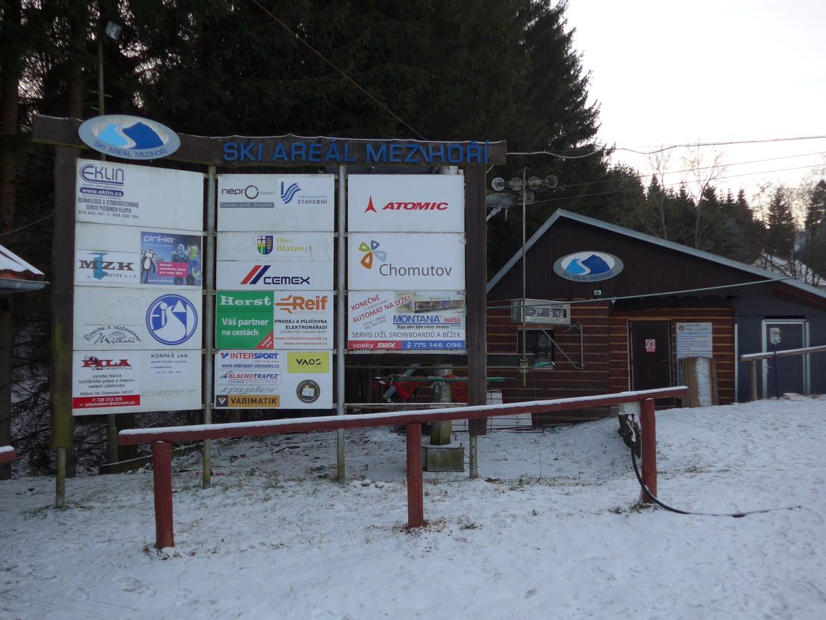 Skigebiet Mezihori