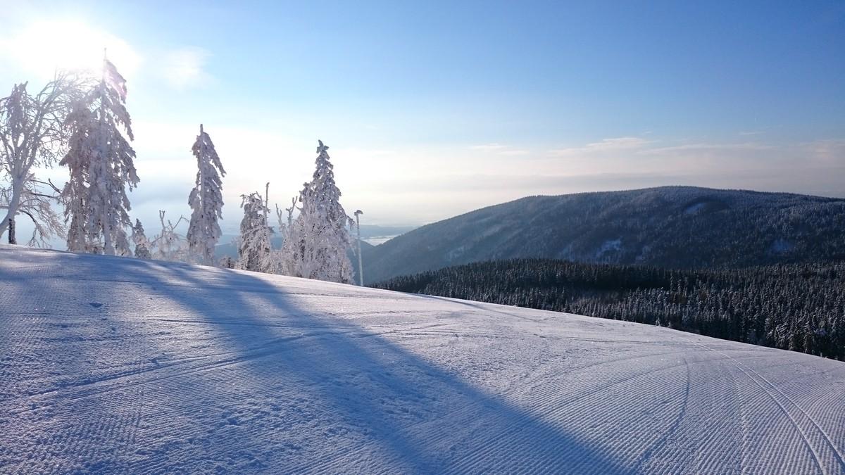 Skigebiet Plesivec