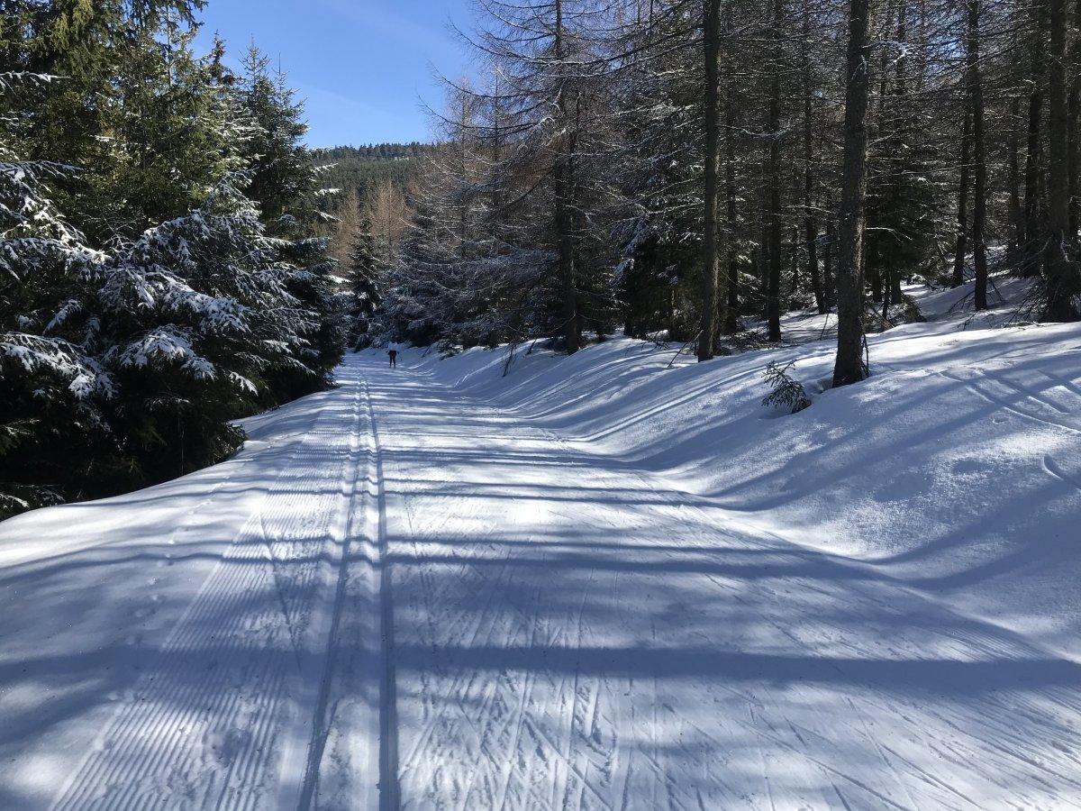 Tellerhaeuser-Skiwanderweg