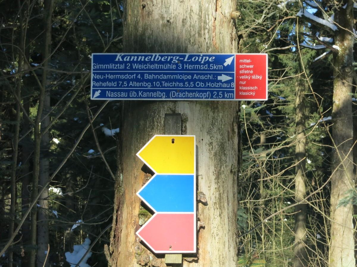 Loipengebiet Kannelberg