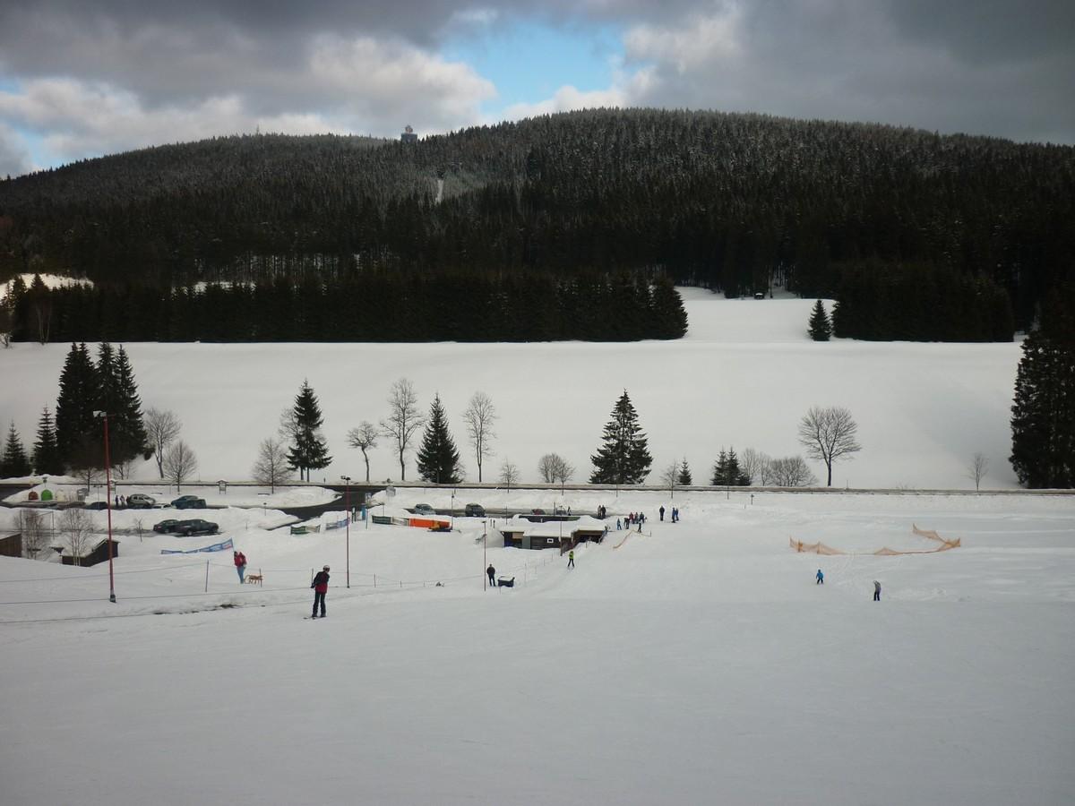Kleiner Skihang Wildenthal
