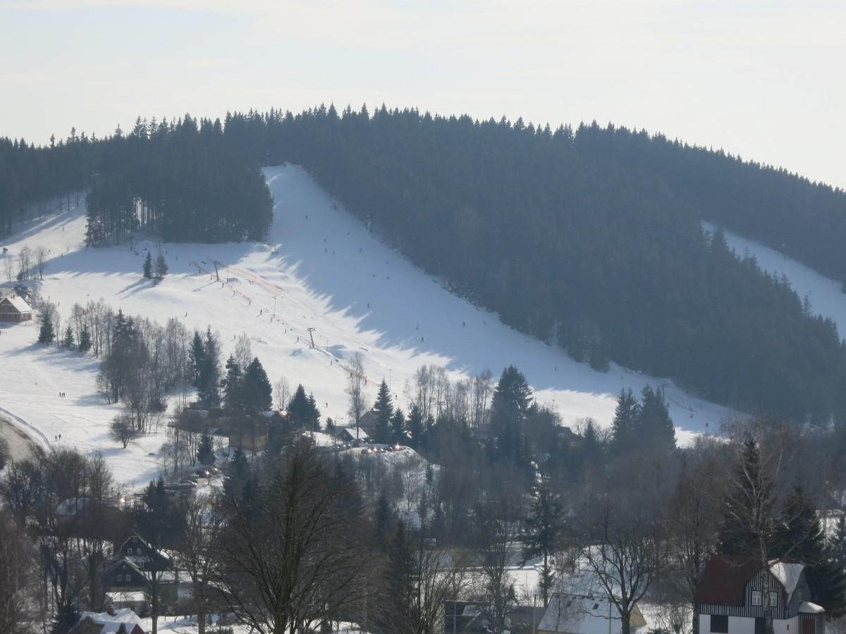 Skigebiet Bublava