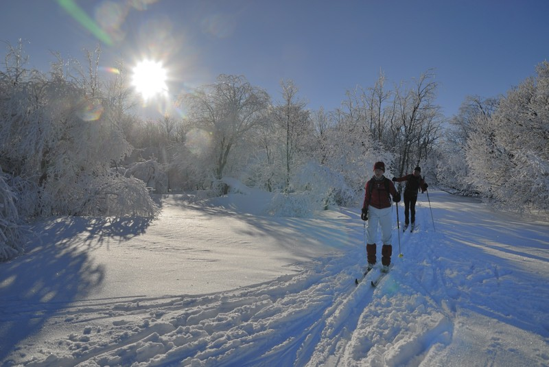 Hohe Tour ca. 4km nach Adolfov