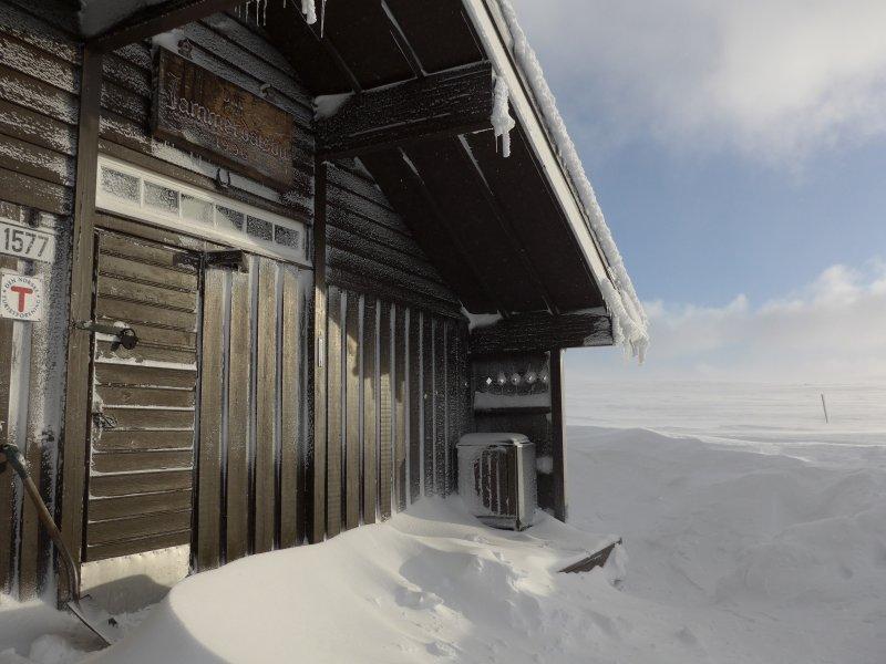 Hütte Jammerdalsbu