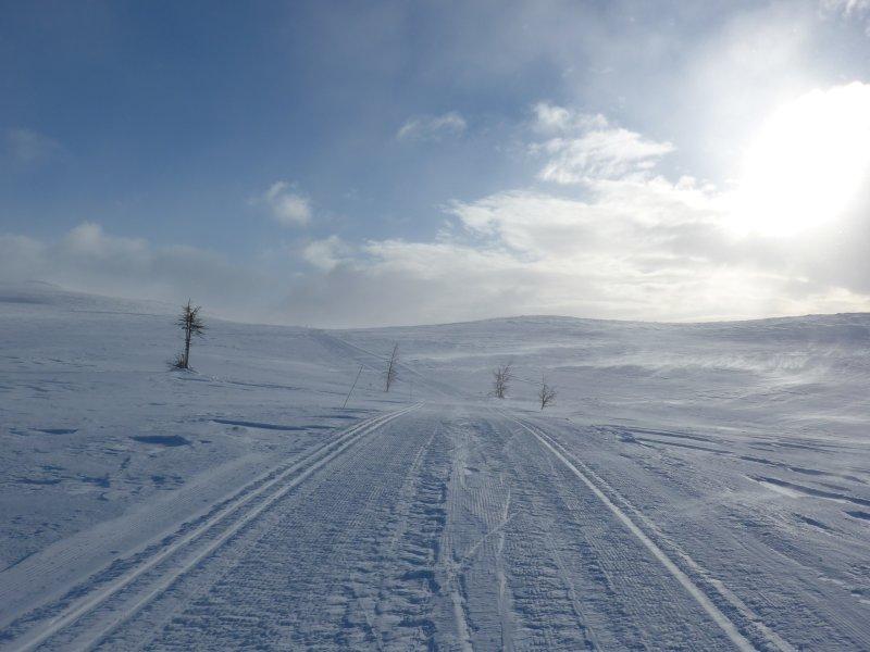 Tag 7: Eisiger Nordwind