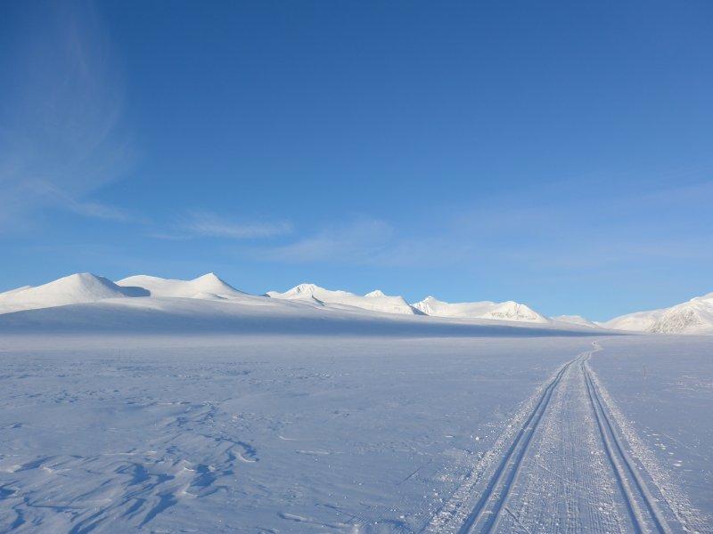 Das Rondane-Gebirge